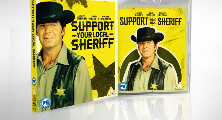 SUPPORT YOUR LOCAL SHERIFF (1969)