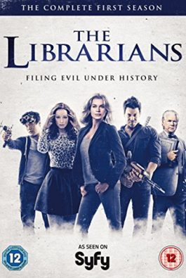 THE LIBRARIANS – THE COMPLETE FIRST SEASON