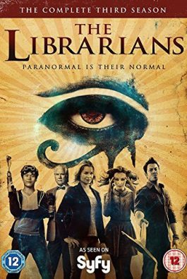 THE LIBRARIANS – THE COMPLETE THIRD SEASON