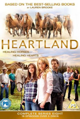 HEARTLAND: THE COMPLETE EIGHTH SEASON