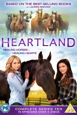 HEARTLAND: THE COMPLETE TENTH SEASON