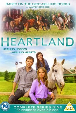 HEARTLAND: THE COMPLETE NINTH SEASON