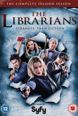 THE LIBRARIANS – THE COMPLETE SECOND SEASON