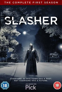 SLASHER – THE COMPLETE FIRST SEASON