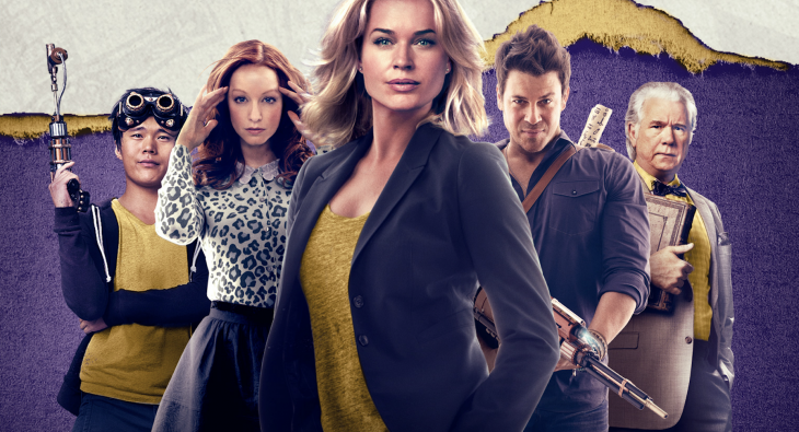 THE LIBRARIANS COMPLETE COLLECTION SERIES 1-4