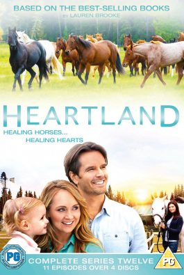 HEARTLAND THE COMPLETE TWELTH SEASON